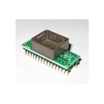 Adaptador Plcc32 Dip32 Memorias P/ Willem Gq-4x Gq-3x Tl866