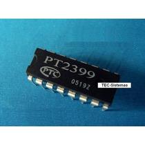 2pcs Pt2399 Pt 2399 Procesador De Echo Digital P/guitarra