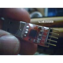 Usb A Rs232 Ttl Conversor Adaptador C/ Ic Cp2102 Arduino Pic