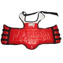 Pechera Taekwondo Wtf Y Artes Marciales Nro 3 Mas Martialbox
