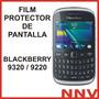 Film Protector De Pantalla De Blackberry 9320 9220 - Nnv