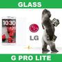 Film Glass Vidrio Templado Lg Pro Lite D680 Ciudadel Liniers