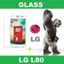 Film Glass Vidrio Templado Lg L80 S/home Ciudadela Liniers