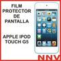 Film Protector De Pantalla Apple Ipod Touch 5g - Nnv