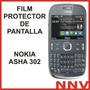 Film Protector De Pantalla Nokia Asha 302 - Nnv