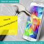 Galaxy S5 Mini Note3 Core 2 Plus S4 S3 Note2 Protecor Film