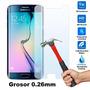Film Gorila Glass Templado Vidrio Samsung Galaxy S6 S6 Edge
