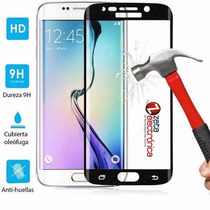 Film Vidrio Templado Samsung Galaxy S6 Edge Plus Microcentro