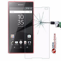 Film Templado Sony Xperia Z5 Compact Gorilla Glass Microcent