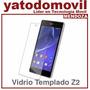 Mendoza Film Vidrio Templado Gorilla Glass Sony Ericcson Z2