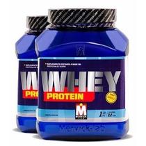 Whey Protein X 2kg. Mervick 100% Suero Lacteo Stacklife New