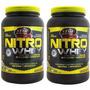 Nitro Whey 2kg Creatina Aminoacidos Proteina + Dieta Gratis
