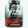 Nitro Tech 4 Lb Muscletech Whey Protein + Creatina
