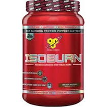 Isoburn Bsn 1,32 Lbs Proteina Mas Quemador De Grasa