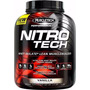 Nitro Tech 4 Lbs. Muscletech Whey Protein Isolate + Creatina