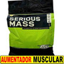 Serious Mass 12 Lbs Optimum Nutrition Ganador De Peso Extrem