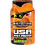 Usa Whey Proteina 1710 Grs. Htn + Quemador De Grasa X60 Caps