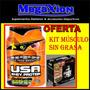Kit Ganá Músculo Sin Grasa Whey Htn + Quemador Ena Zona Sur