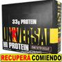 Barras Proteicas Hi Protein Universal Usa X 16 Unidades