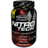 Nitro-tech Performance X 2 Lbs. (muslcetech)