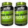 Egg White Isolate 2kg Star Nutrition Proteina Clara De Huevo