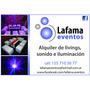 Alquiler De Sonido, Luces , Efectos Y Livings