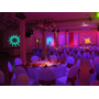 Alquiler De Luces Sonido Audio Humo Laser Burbujas Led