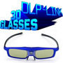 Lentes Anteojos 3d Dlp-link Para Proyectores Activos Via Usb