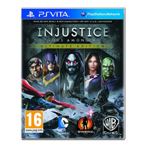 Juego Psvita Injustice Gods Among Us Nuevo Megasoft
