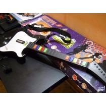 Guitarra Para Pc O Ps2 Marca Flatband Pocos Usos Oferta Nuev