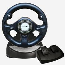 Volante Con Pedales Para Sony Playstation Ps2 Ps3 Y Pc