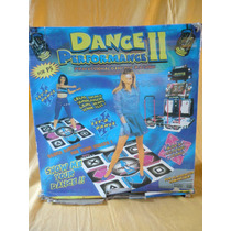 Alfombra De Baile, Dance Perfomance 2, /ps1 Y Ps2/ 0800