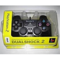 Joystick Ps2 Dualshock Control Playstation Sony Microcentro