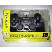 Joystick Ps2 Dual Shock Sony Blister Videcom