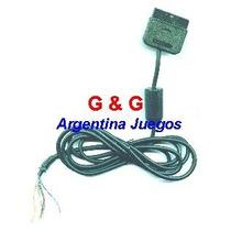 Contrareembolso Cable Repuesto Joystick Play 2 Con Ficha