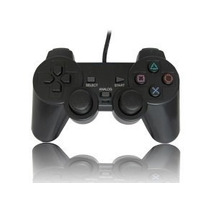 Joystick Para Playstation 2 Ps2 Dualshock En Blister