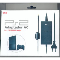 Fuente Ac Kit Para Playstation 2 - Vte Lopez