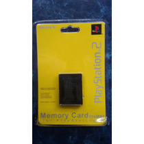 Memory Card 16mb Para Play Station 2 Ps2
