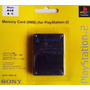 Memory Card Playstation 2 64 Mb Blister Cerrado Super Oferta