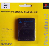 Memory Card Playstation 2 64 Mb Blister Cerrado Super Oferta