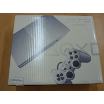 Consola Playstation 2 Ps2 Gris Nueva Palermo Z Norte
