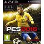 Pro Evolution Soccer 2016 (pes 16) Ps3 Digital- Express Game