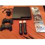 Playstation 3 Completa!!! Muy Poco Uso