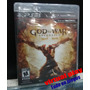 God Of War Ascension Fisico - Playstation 3