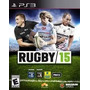 Juego Ps5 Rugby15 En Cd