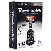 Rocksmith Para Ps3 Sin Cable - Cambio O Vendo