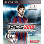 Ps3 Pes 2010 Pro Evolution Soccer 10 Local Banfield Canjes