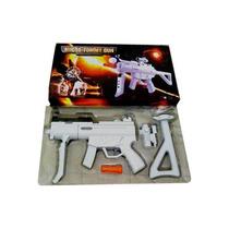 Ps3 Move Rifle De Asalto Para El Move Motion Micro Tommy Gun