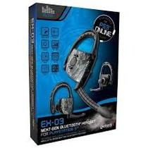 Auricular Con Microfono Bluetooth Ex-03 Ps3 / Ps4