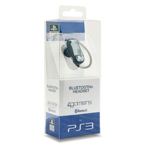 Auricular Headset Bluetooth Original 4gamers Ps3